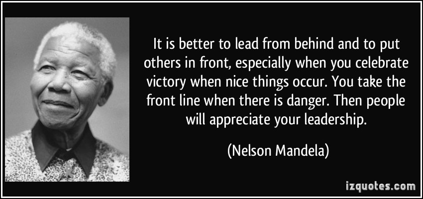 Lessons In Leadership And Life From Nelson Mandela Tolero Solutions