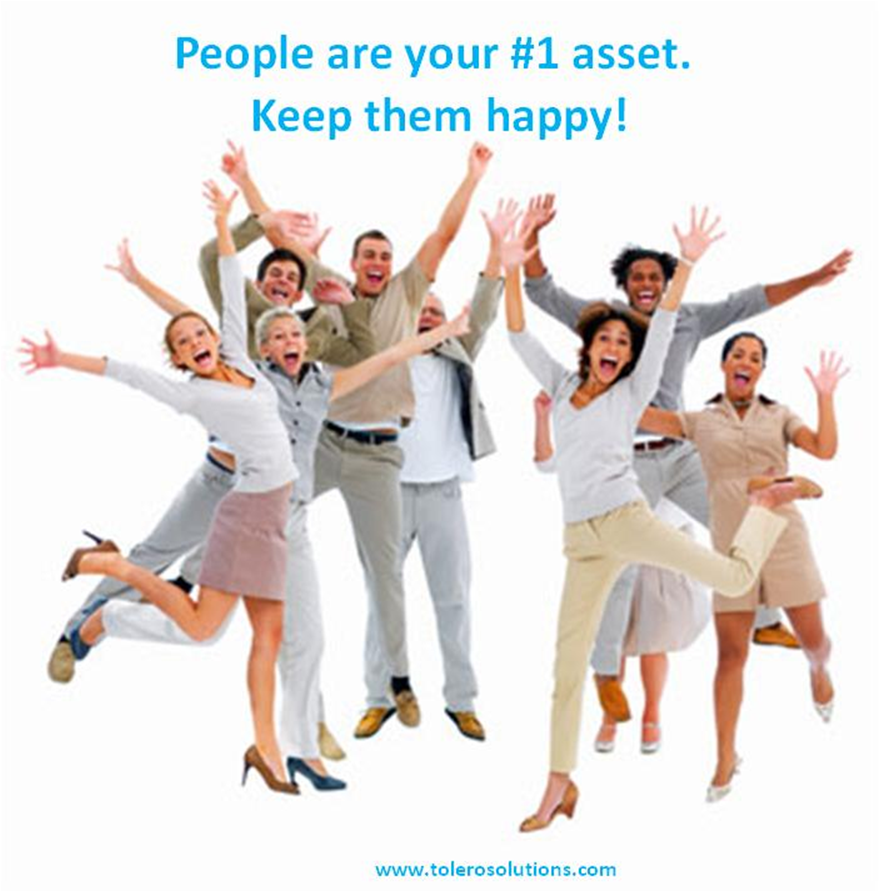 Employees Clients Happy: 5 Ways To Keep Your Employees Happy