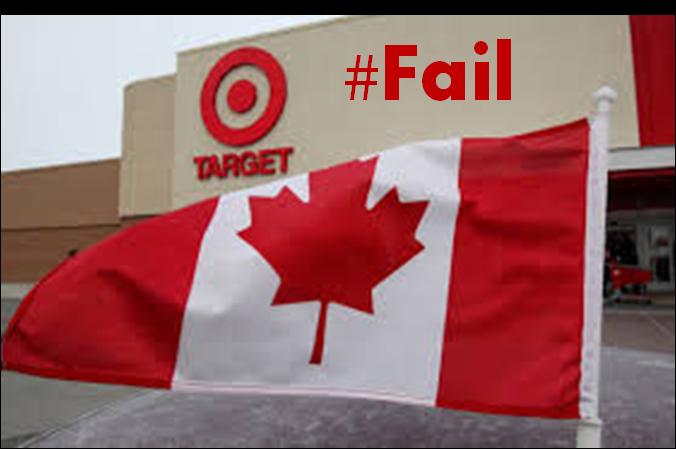 Target fail