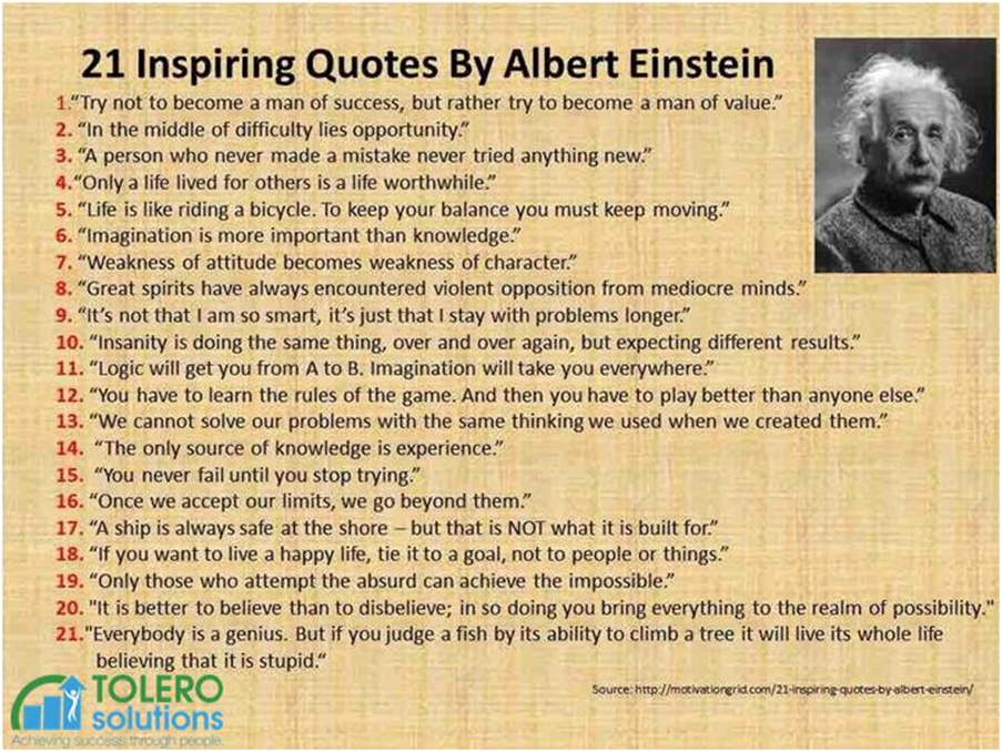 Leadership Development & Business | Feel Good Friday Quotes | Tolero Solutions