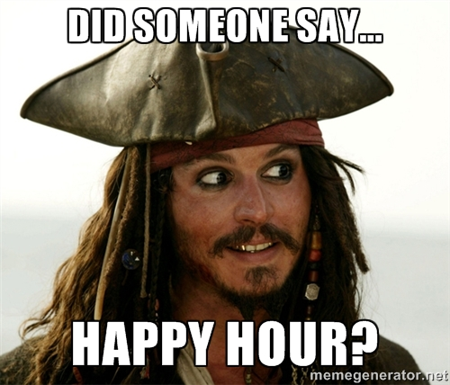 Funny Memes For Happy Hour : Things employees really do at work told in memes